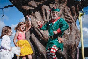 elf adventure challenge christmas event