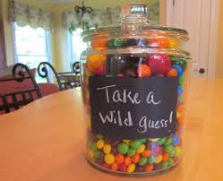 guess how many sweets party game
