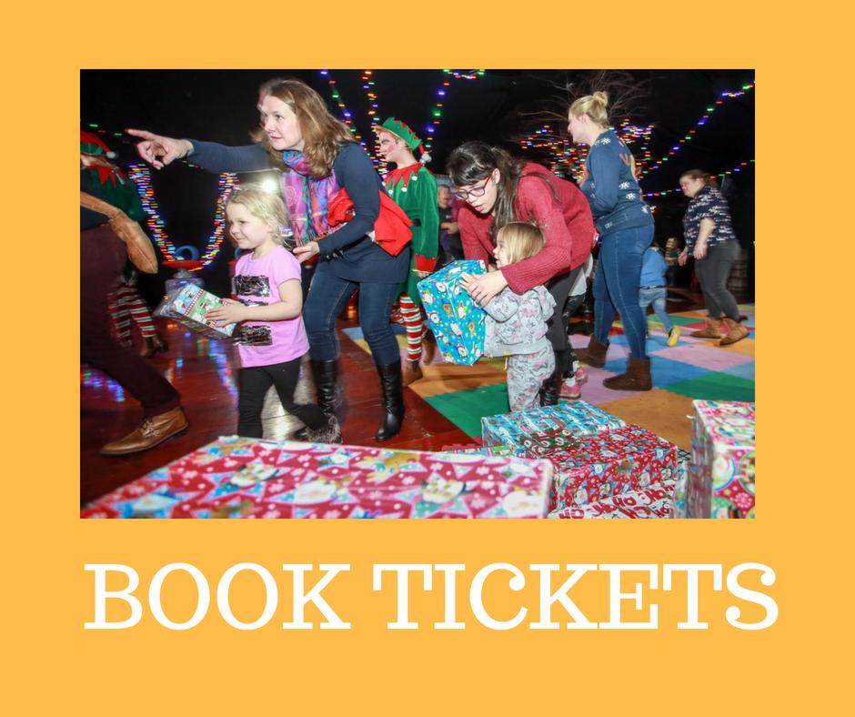 elf adventure challenge christmas event tickets