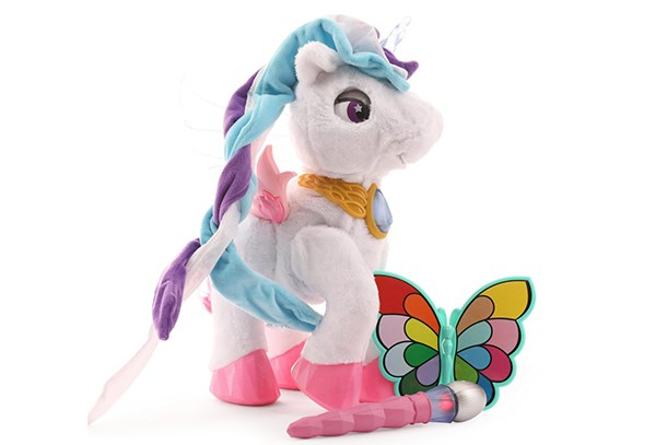 interactive unicorn toy