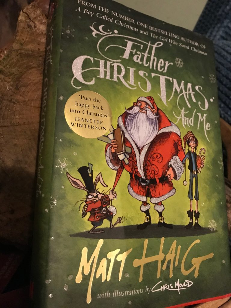father Christmas and me Matt Haig