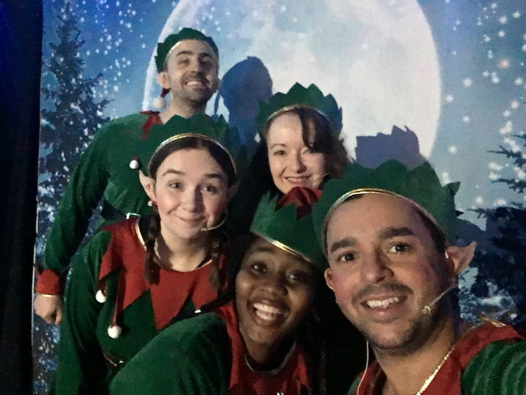 elf adventure challenge family event