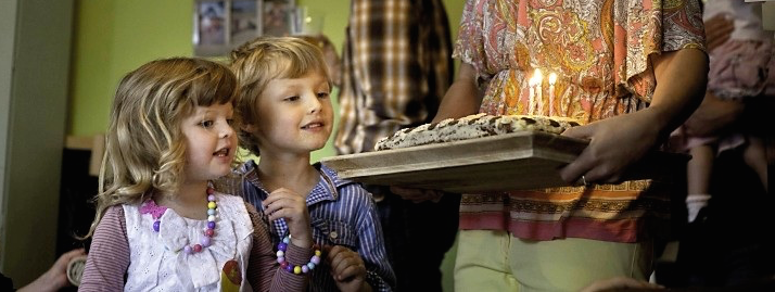 Five tips for a successful Children's Birthday Party….