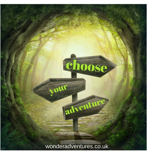 Wonder Adventures; interactive events and parties for imaginative and active children