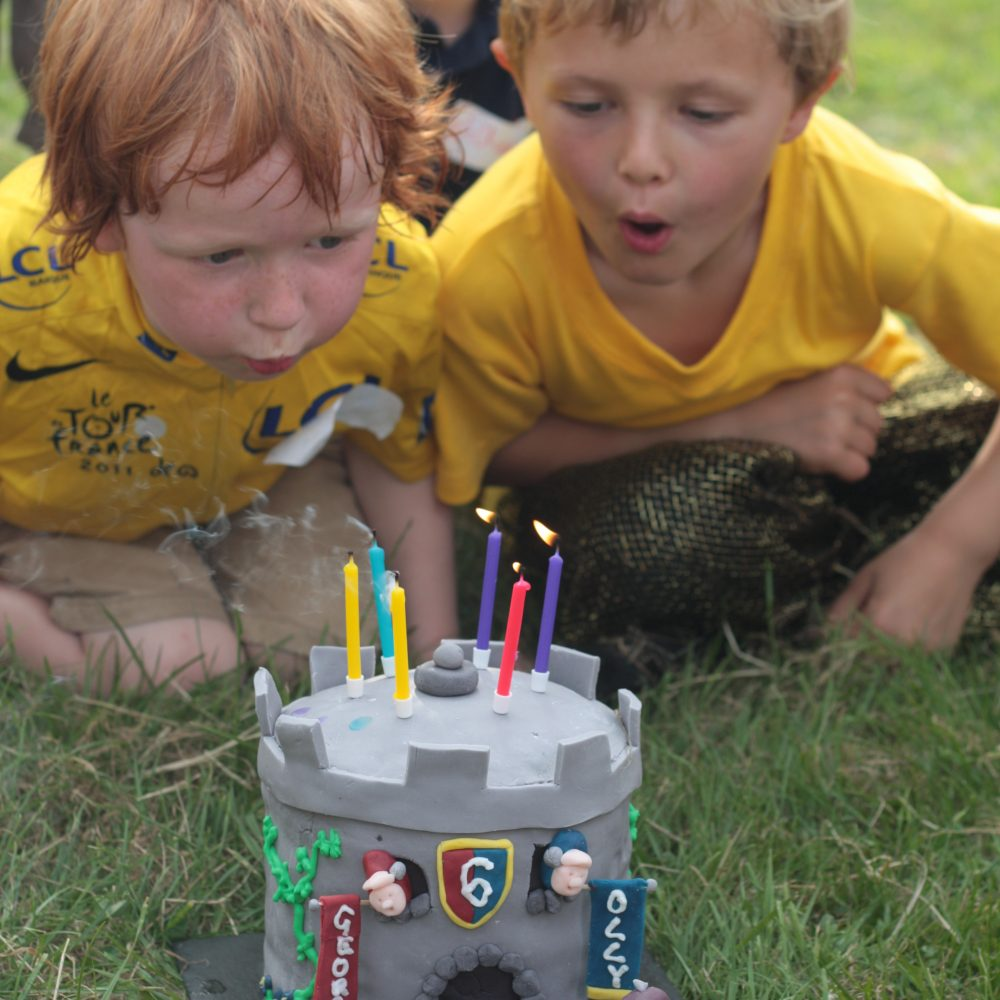 12 Brilliant Birthday Party Games for Children of all ages……