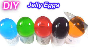 Happy Easter!! Daisy's Days Video on How to make Jelly Eggs…….