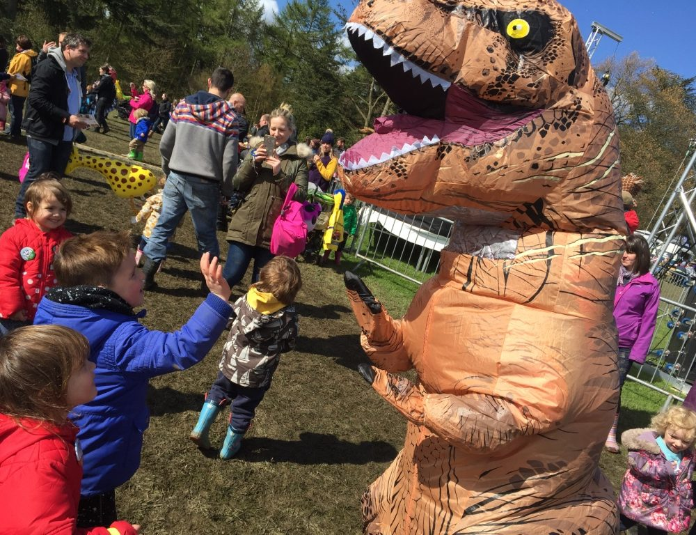 Why do kids love Dinosaurs?