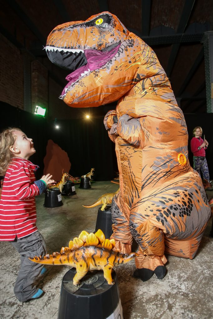 dinosaur themed kids event