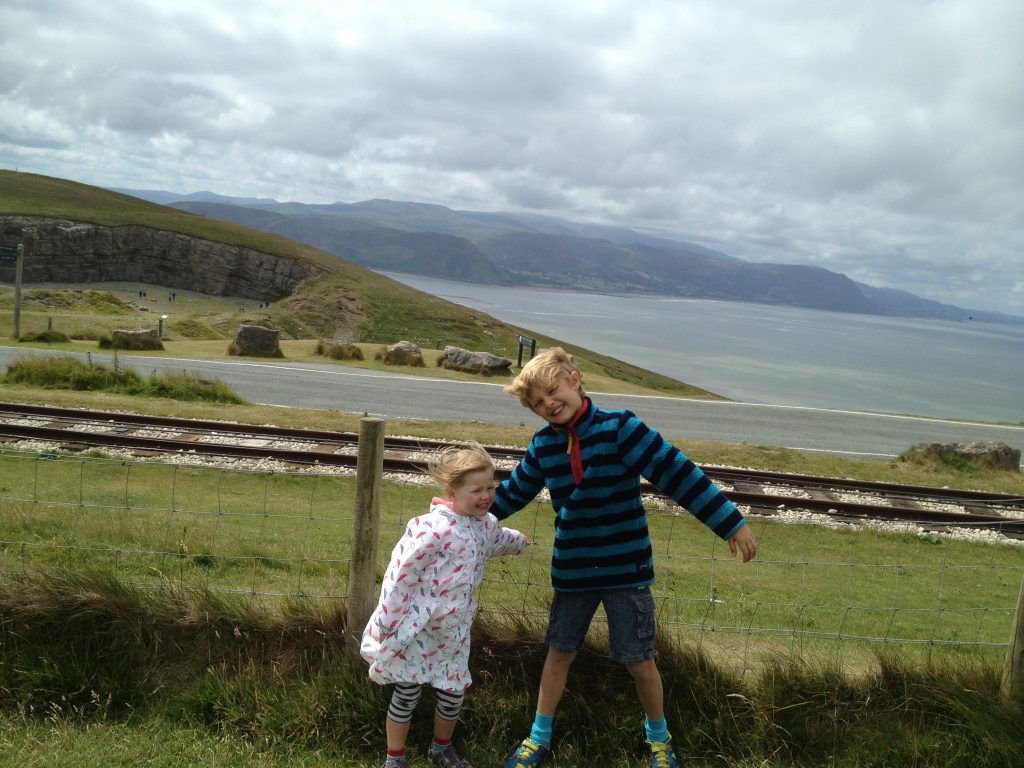 Llandudno family day out