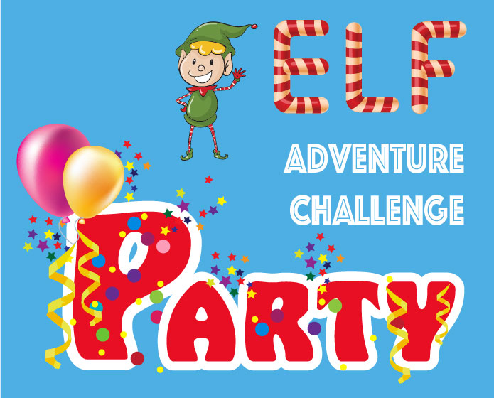 Elf Adventure Challenge Ultimate Christmas Party