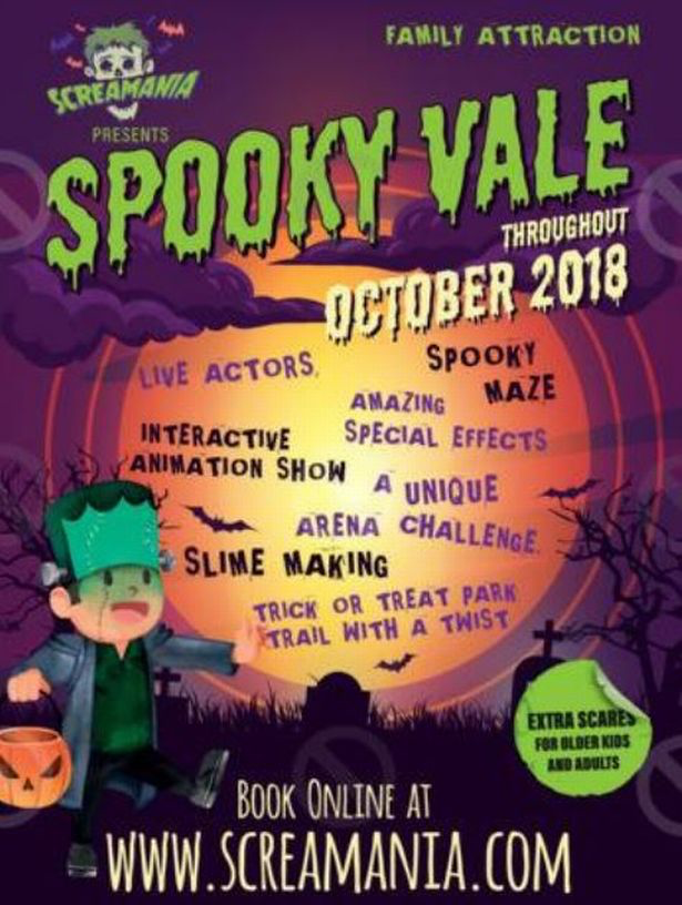 spooky vale
