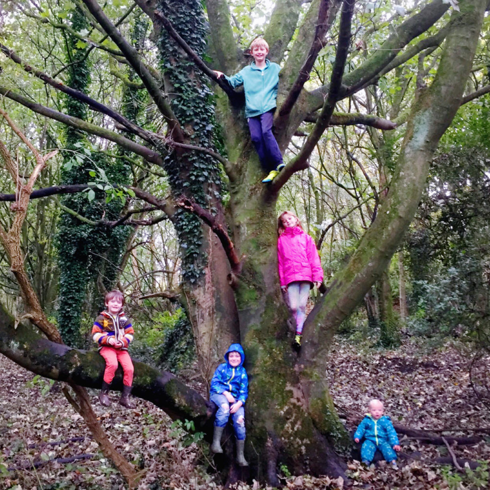5 Imaginative Outdoor Activities to Do With Children