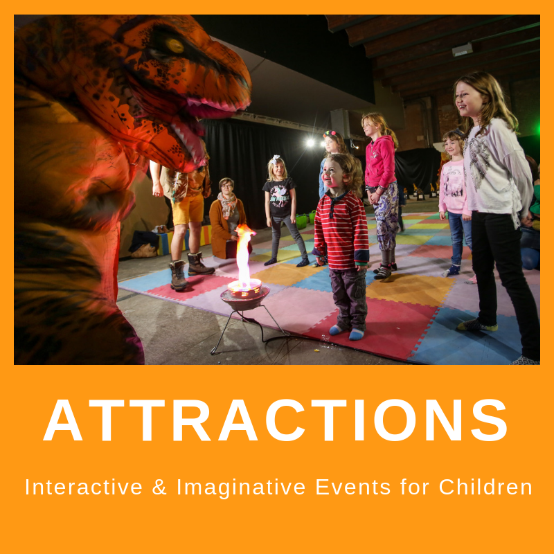 childrens attractions