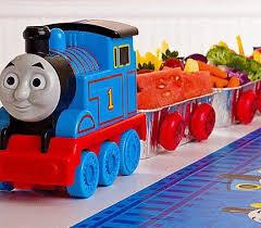 train theme party