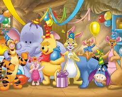 winnie the pooh theme party