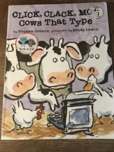 click clack moo children's book