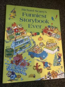 richard scarry children's books