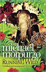 running wild michael morpugo