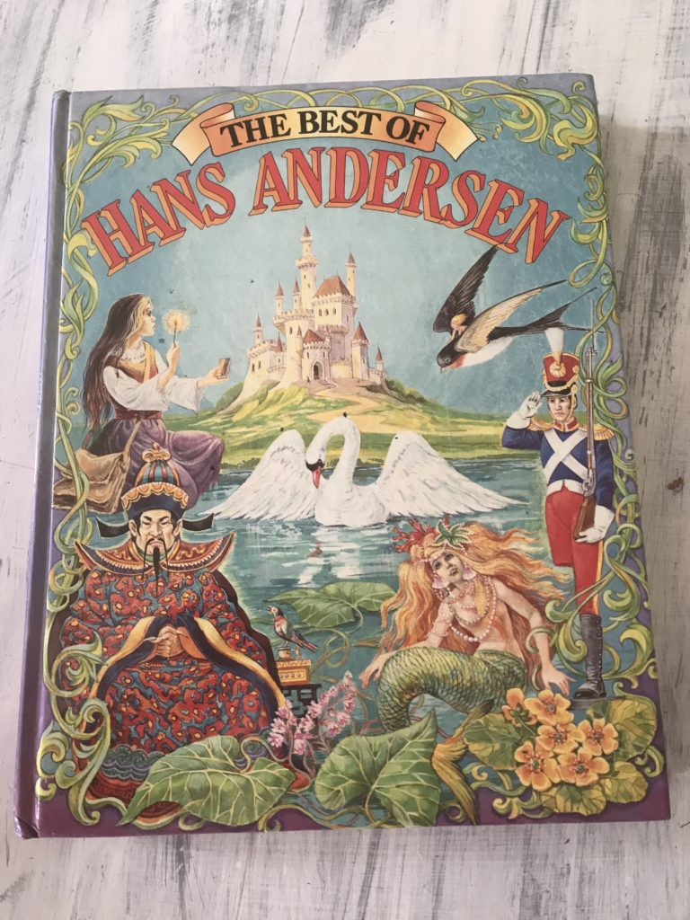 the best of hans christian anderson book