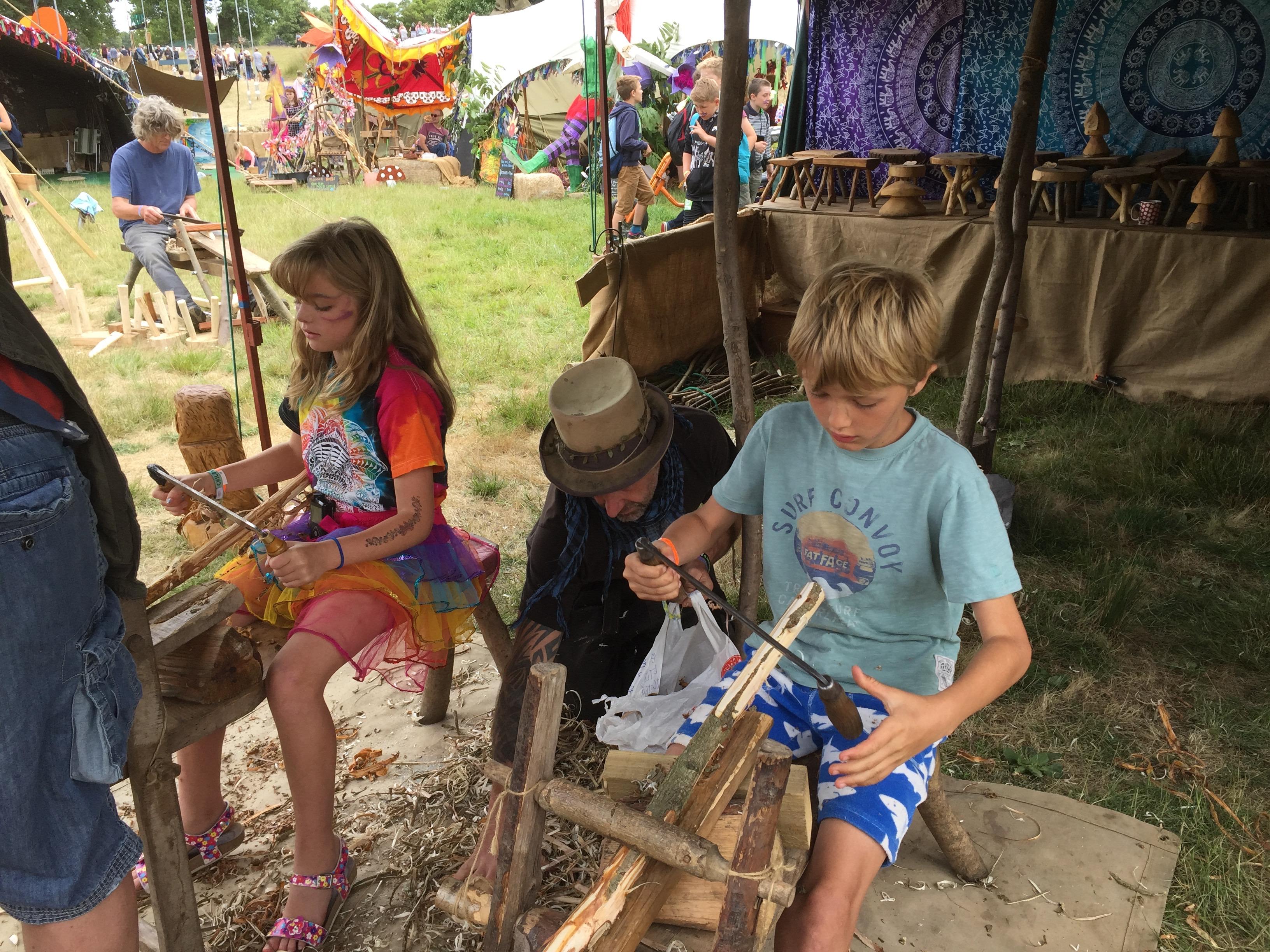 kids festival activities