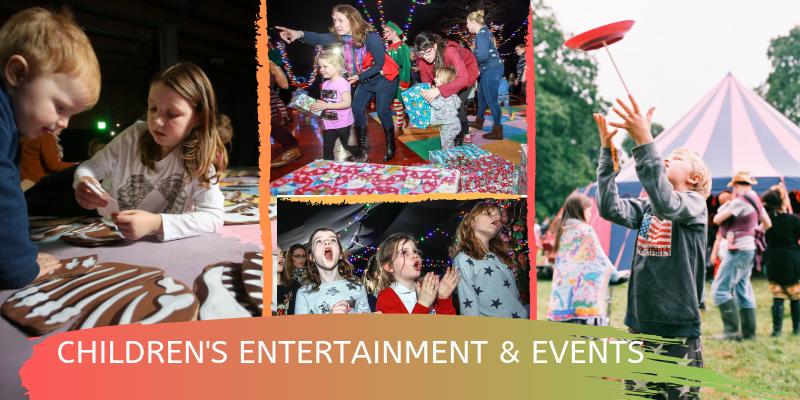 children's entertainment companies