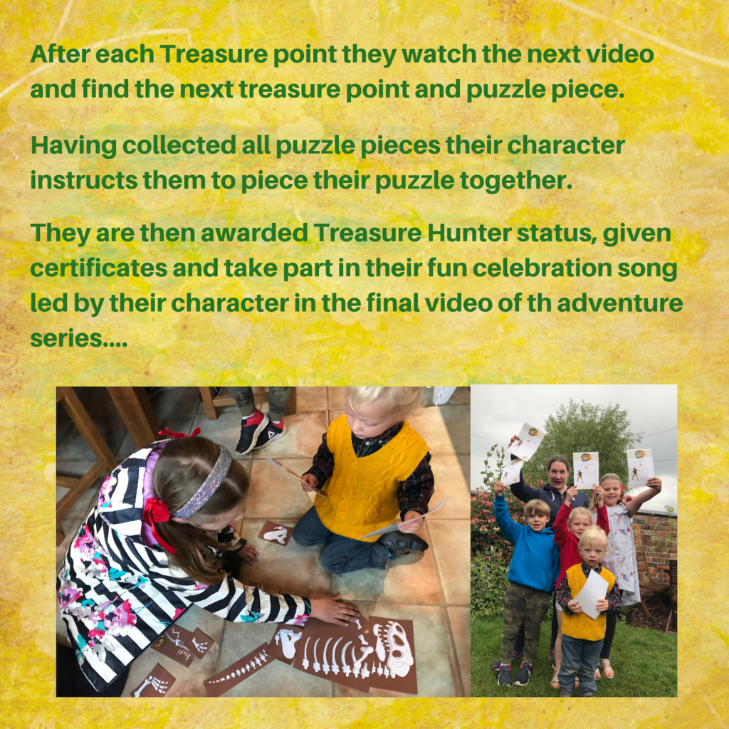 treasure hunts for kids how to