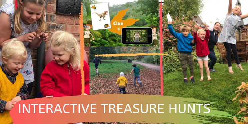 children's treasure hunts