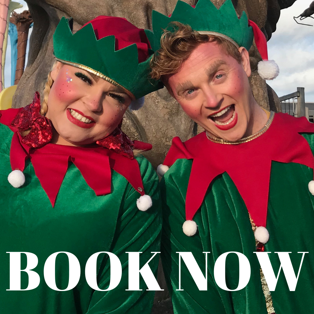 Elf adventure challenge kids christmas event liverpool