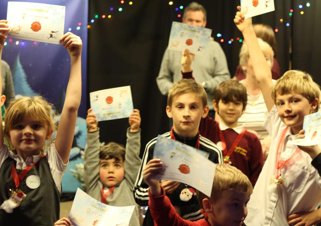 christmas schools trip liverpool