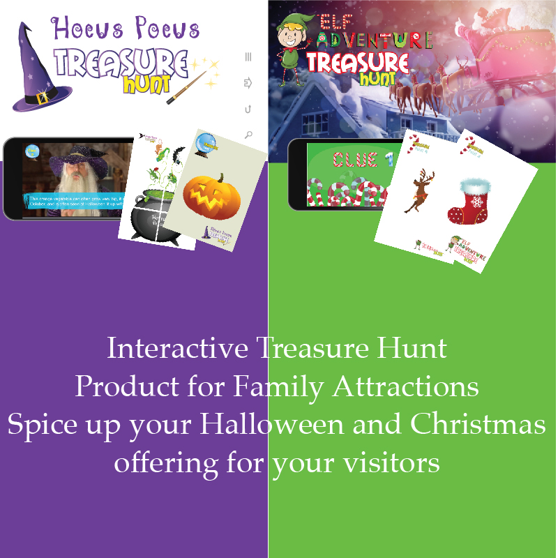 treasure hunts for kids parties