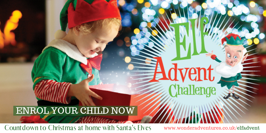 christmas countdown for kids enrol now