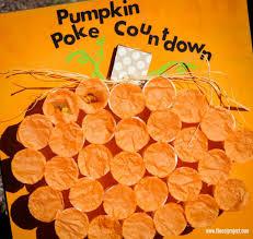 poke a pumpkin halloween game