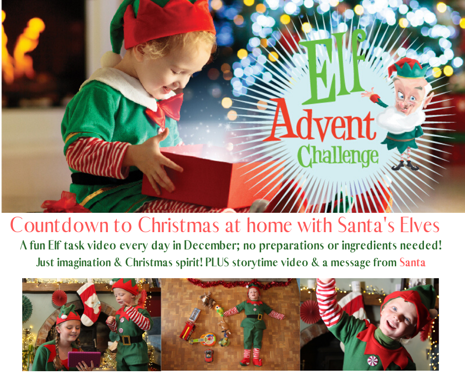 elf advent challenge elf training