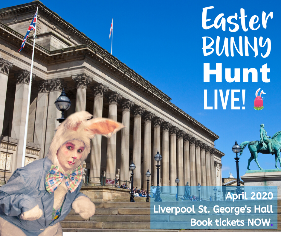 easter kids event liverpool