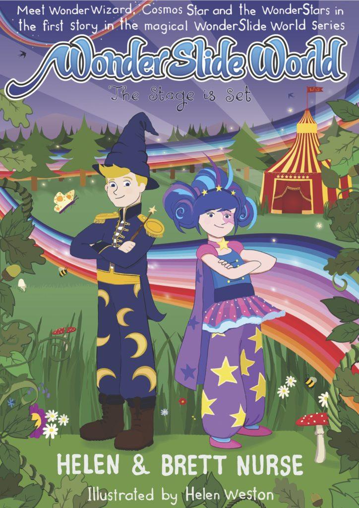 wonder slide world children's audio book
