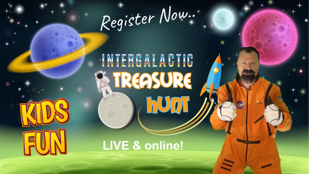 space event for kids