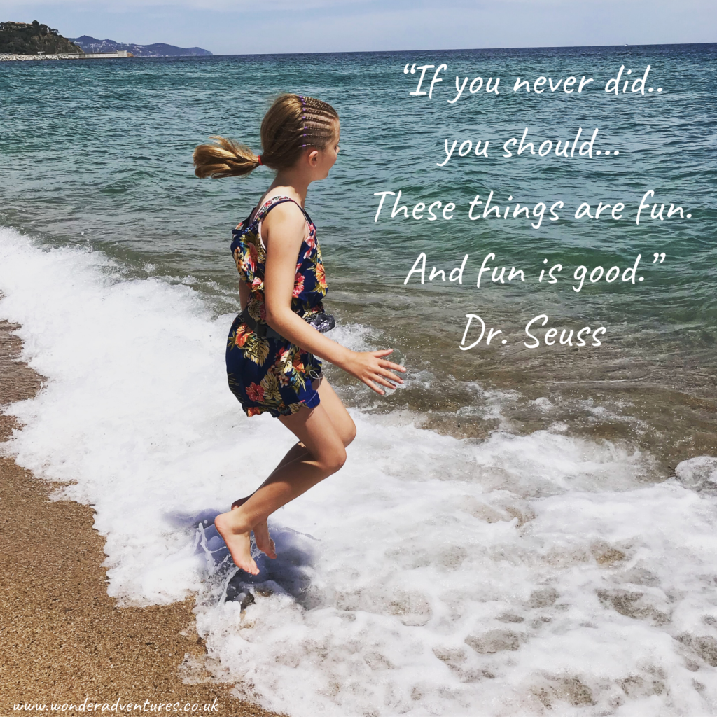 dr seuss quote for kids