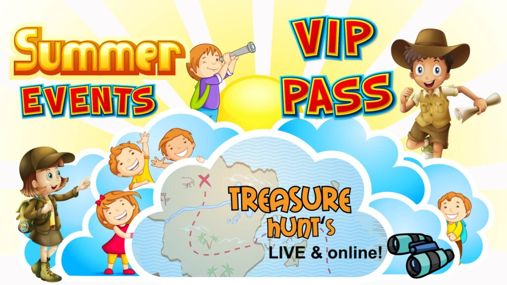summer events pass fun for kids