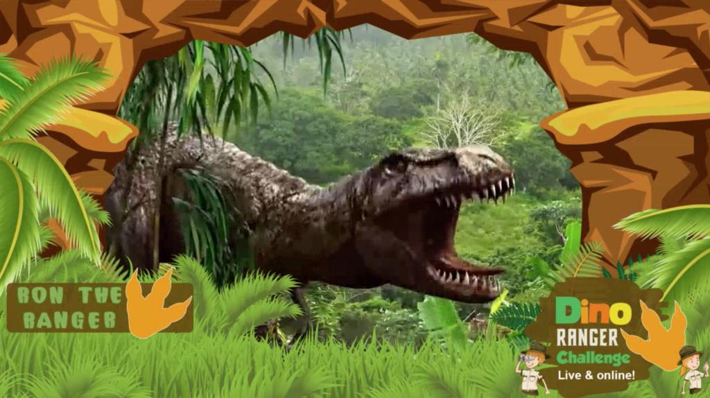 dinosaur kids activity