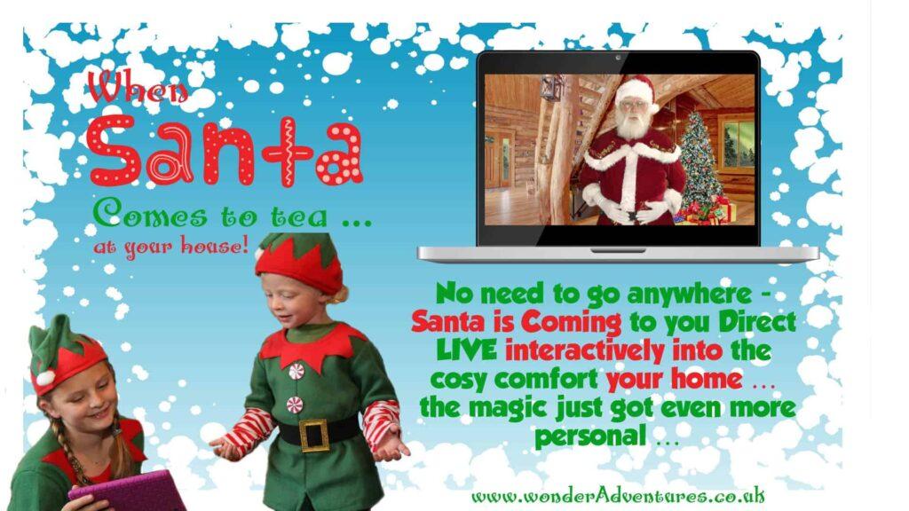 santa live online