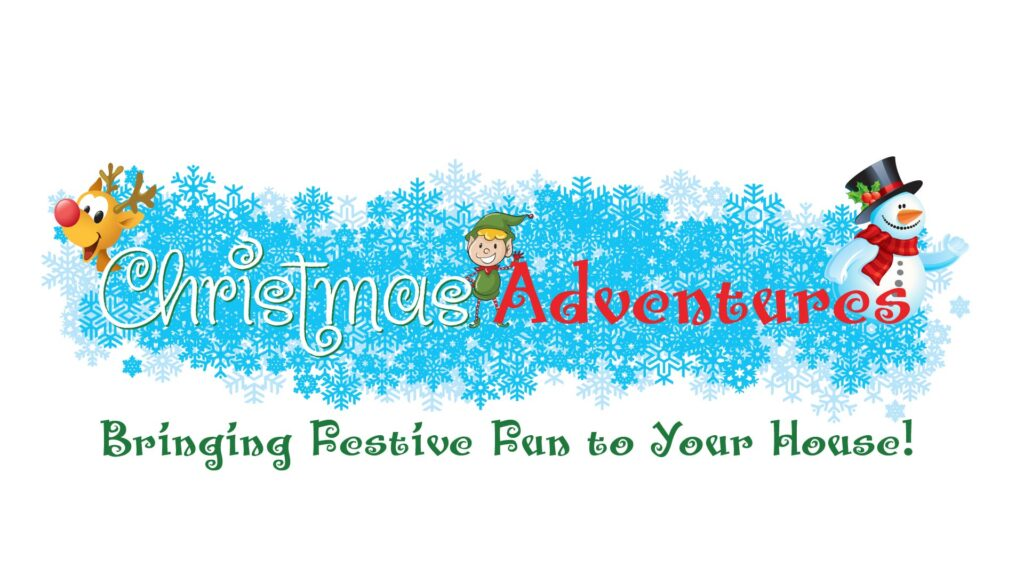 Christmas adventures online events for kids
