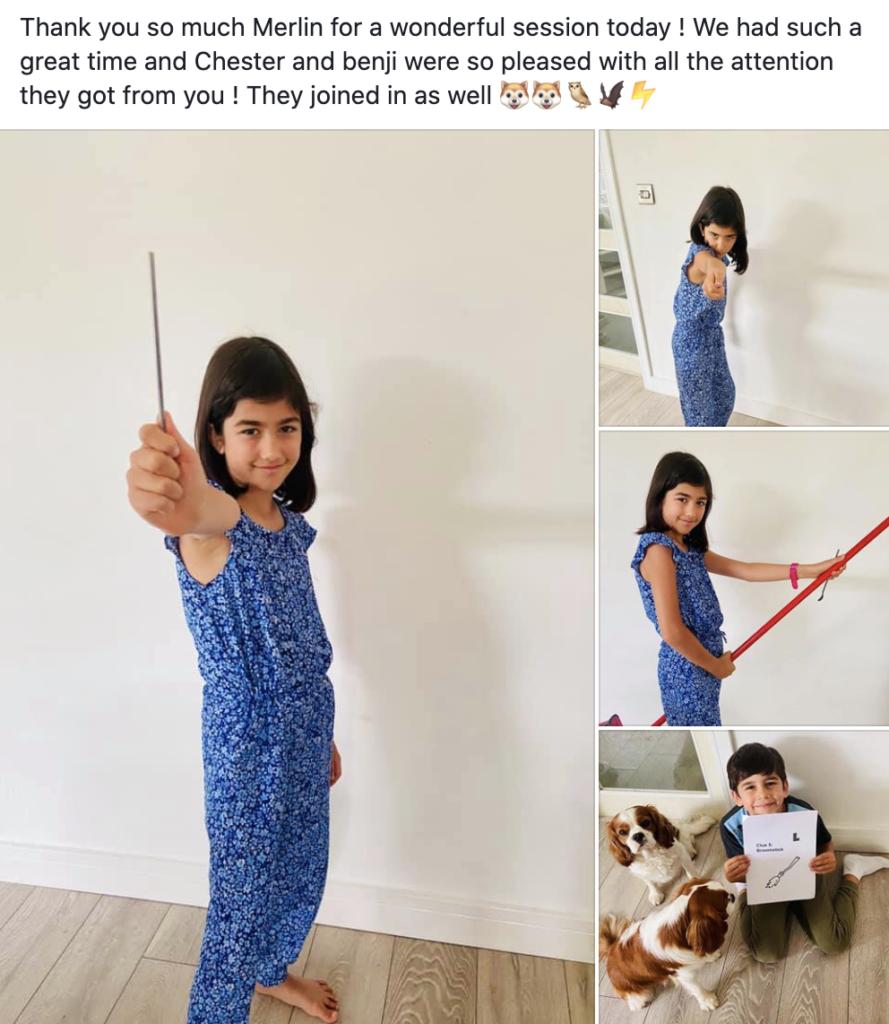 wizard school for kids