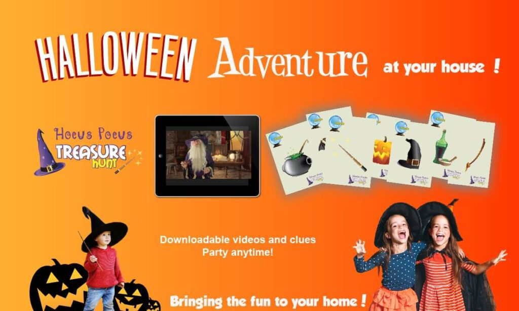 halloween kids activity